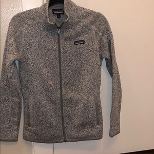 """Patagonia """"Better sweater"""""""